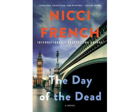 Day of the Dead -  (Frieda Klein) by Nicci French (Paperback) - image 1 of 1