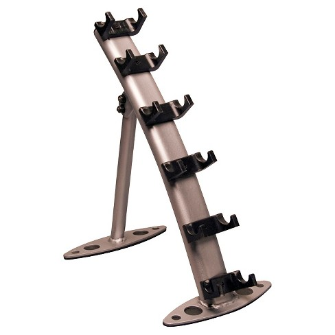 Body Solid 3 Pair Vinyl - Neoprene Dumbell Rack - (GDR10) - image 1 of 2