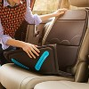 Munchkin Brica Elite Seat Guardian Car Seat Protector, Crash Test Approved - Dark Gray - image 3 of 4