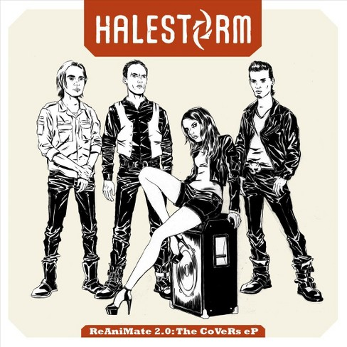 Halestorm - Reanimate 2.0:Covers Ep (CD) - image 1 of 1