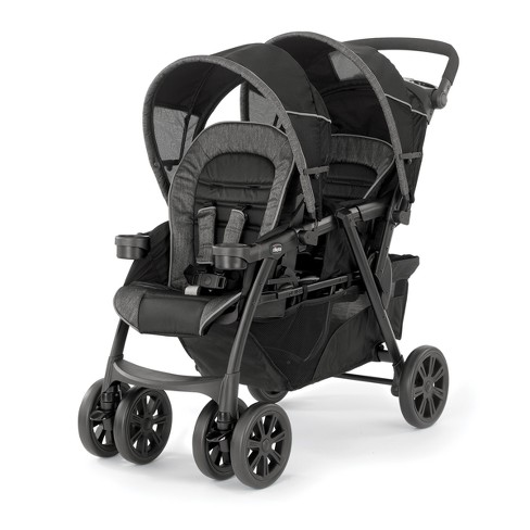 Chicco Cortina Together Double Stroller - Minerale - image 1 of 4