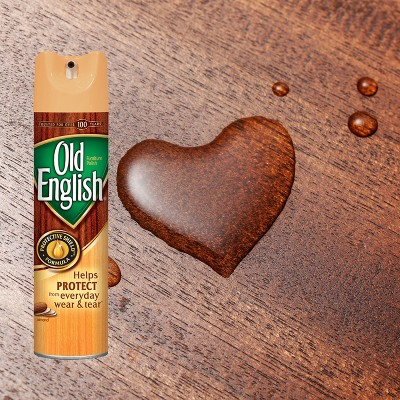 Old English Almond Scented Furniture Polish 12.5 Oz. Shop All Old English