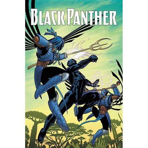 Black Panther, Volume 1 - (Hardcover) - image 1 of 1