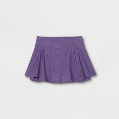 Girls' Knit Performance Skorts - All in Motion™