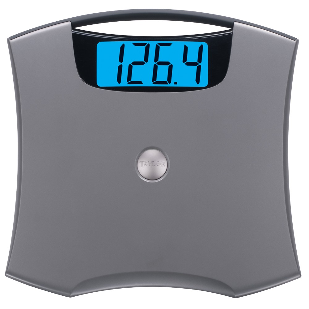 Electronic Scale with Handle - Taylor, Gray