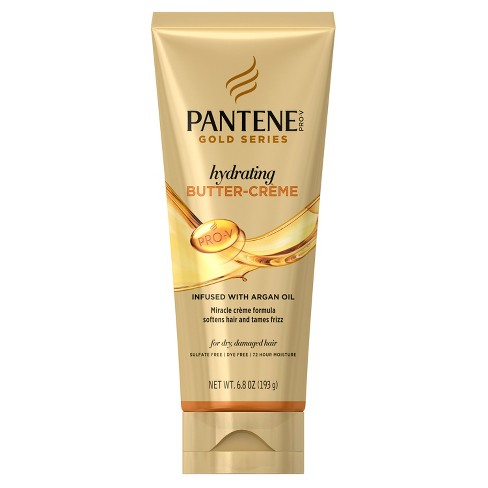 Pantene PRO-V Gold Series Hydrating Butter Creme - 6.8oz - image 1 of 2