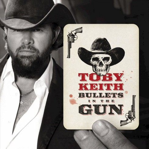 Toby Keith - Bullets in the Gun (CD) - image 1 of 1