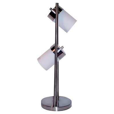 Ore International Table Lamp (Lamp Only)- Silver