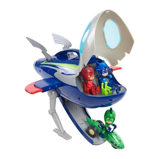 PJ Masks Super Moon Adventure HQ Rocket image number null