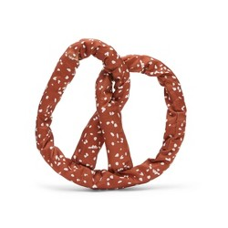 BARK Paula's Pretzel Dog Toy