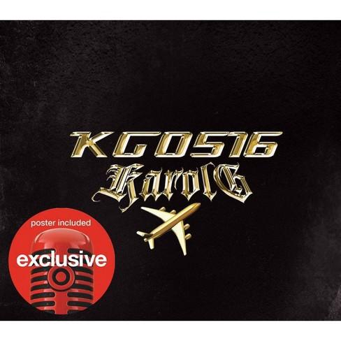 KAROL G - KG0516 (Target Exclusive, CD) - image 1 of 1