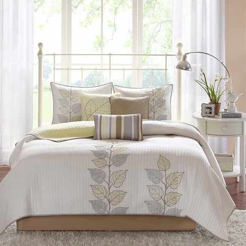Marissa Quilted Coverlet Set 6pc - image 1 of 3