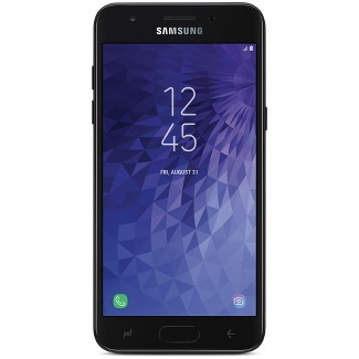 Total Wireless Prepaid Samsung Galaxy J3 Orbit (16GB) - Black