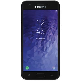 Simple Mobile Prepaid Samsung Galaxy J3 Orbit (16GB) - Black