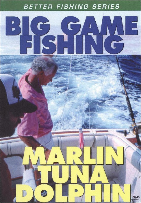 Successful big game fishing:Marlin tu (DVD) - image 1 of 1