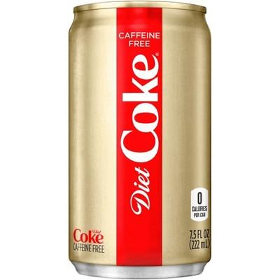coke diet caffeine free