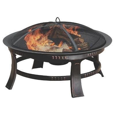 Pleasant Hearth 30  Brant Fire Pit