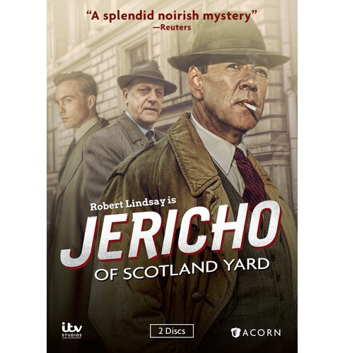 Jericho Of Scotland Yard:Season 1 (DVD) - image 1 of 1