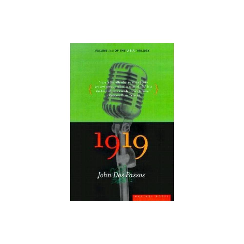 1919 U S A By John Dos Passos Paperback