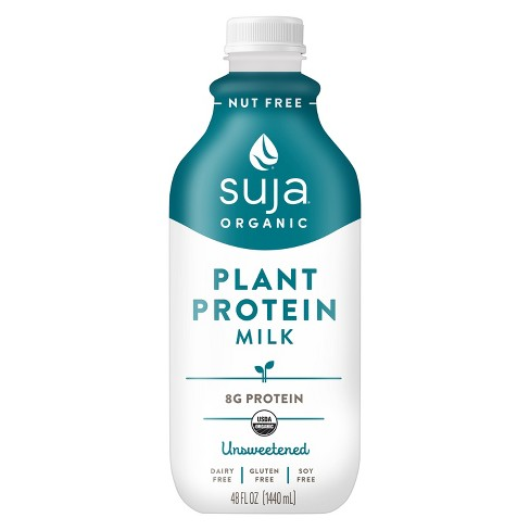 Suja Organic Unsweetened Plant Protein Milk - 48 fl oz - image 1 of 1