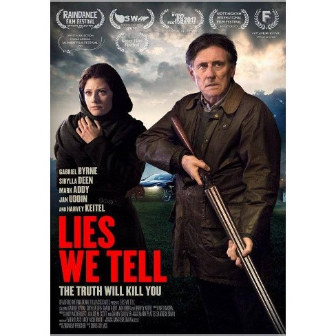 Lies We Tell (DVD) - image 1 of 1