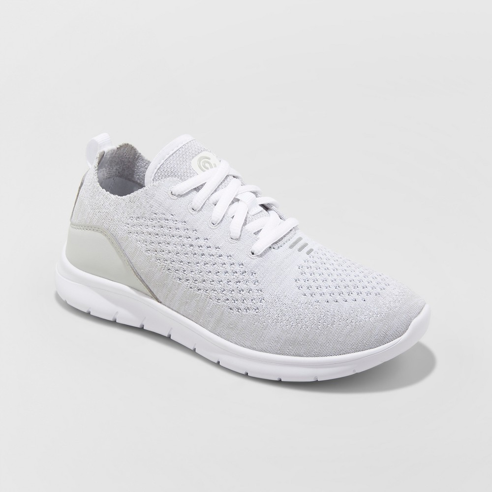 Women's Freedom 2 Knit Sneakers - C9 Champion Gray 8.5