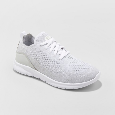 Women's Freedom 2 Knit Sneakers - C9 Champion® Gray - image 1 of 3
