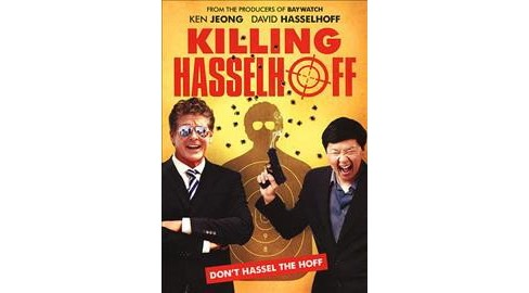 Killing Hasselhoff (DVD) - image 1 of 1
