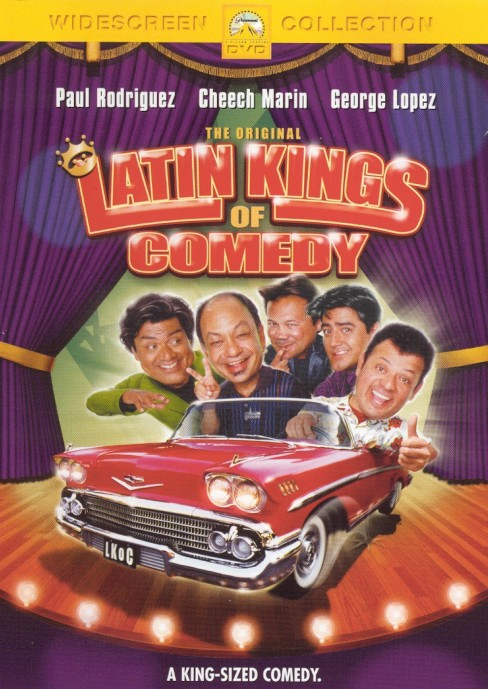 Original latin kings of comedy (DVD) - image 1 of 1