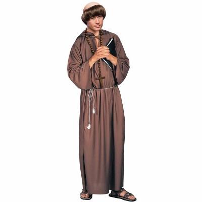 Forum Novelties Brown Monk Robe Costume Adult