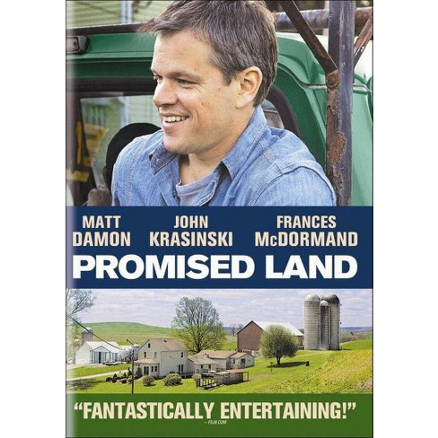 Promised Land (dvd_video) - image 1 of 1