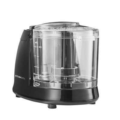 KitchenSmith 1.5 Cup Mini Chopper - Black
