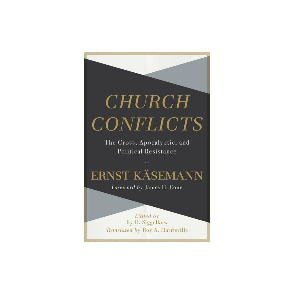 Church Conflicts By K Semann Ernst Hardcover