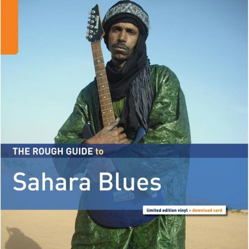 Various - Rough Guide To Sahara Blues (Vinyl) - image 1 of 1