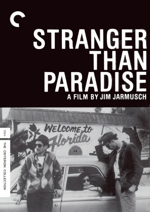Stranger than paradise (DVD) - image 1 of 1