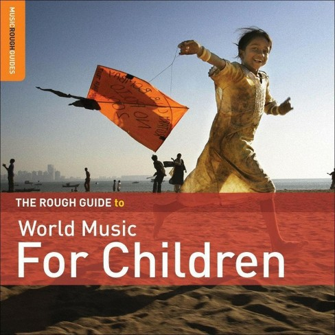 Various - Rough guide to world music for childr (CD) - image 1 of 2