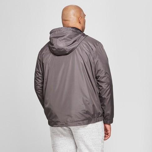 0fb2f96d1 Men's Big & Tall Windbreaker Rain Jacket - Goodfellow & Co™ : Target