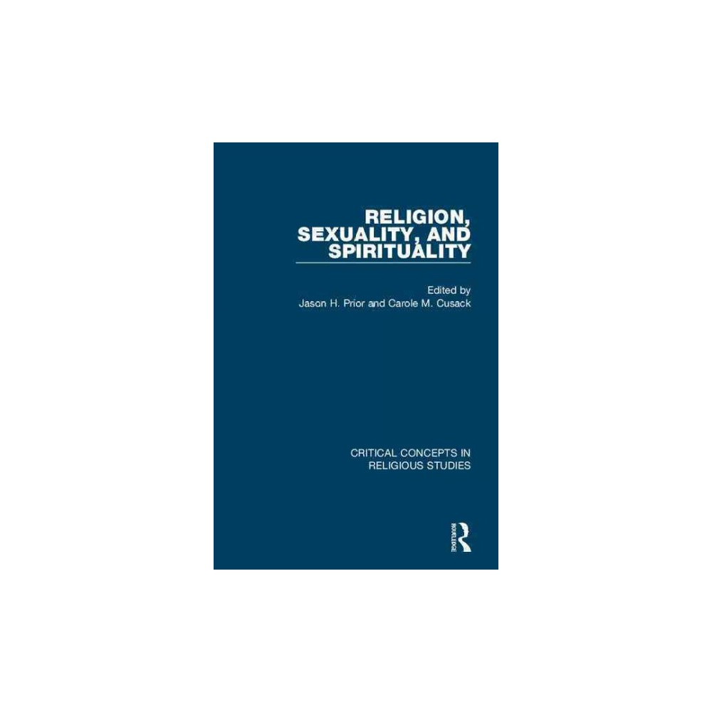 Religion, Sexuality, and Spirituality (Hardcover)