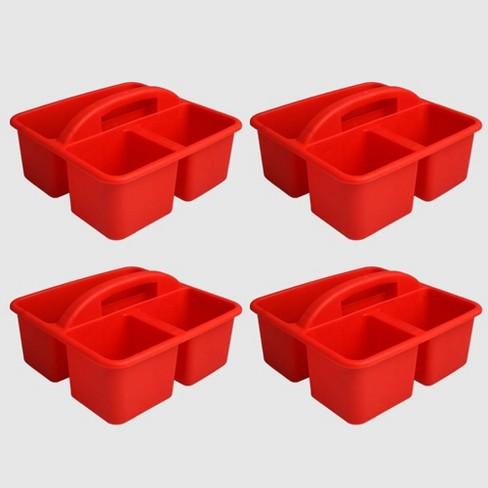 4ct Plastic Supply Caddy - Bullseye's Playground™ - image 1 of 1