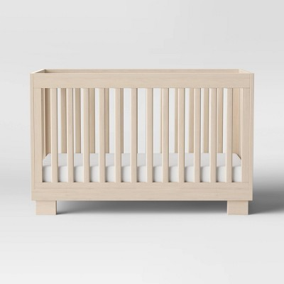 Babyletto Modo 3-in-1 Convertible Crib - Natural