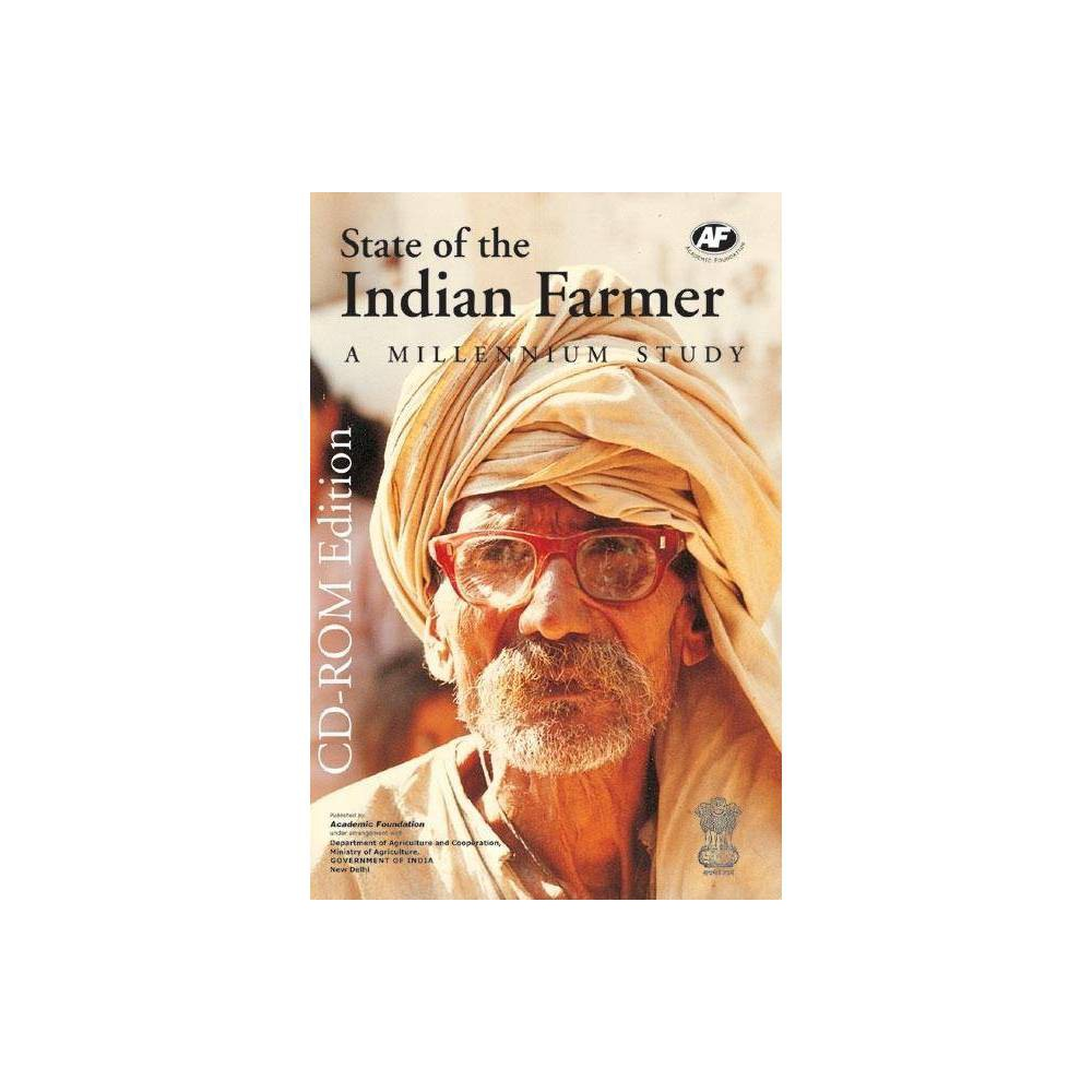 State of the Indian Farmer CD-Rom Plus 2 Volumes - 2 Edition (Cd_rom)