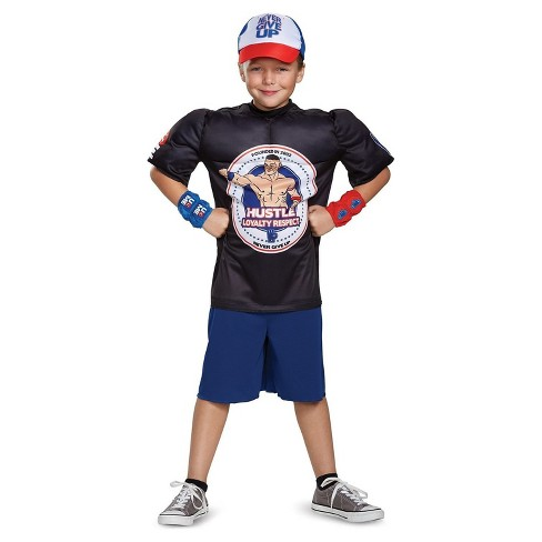 Boys WWE John Cena Classic Muscle Costume - image 1 of 1