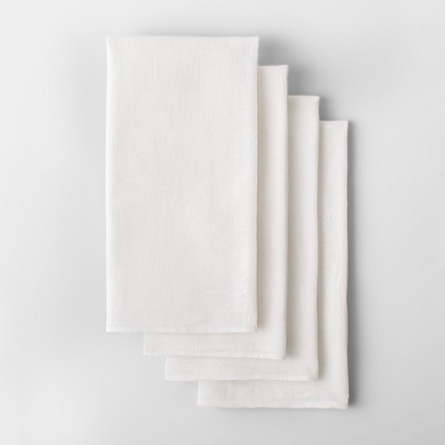 Solid Flour Sack Dishtowel 4pk - Made By Design™ - image 1 of 2