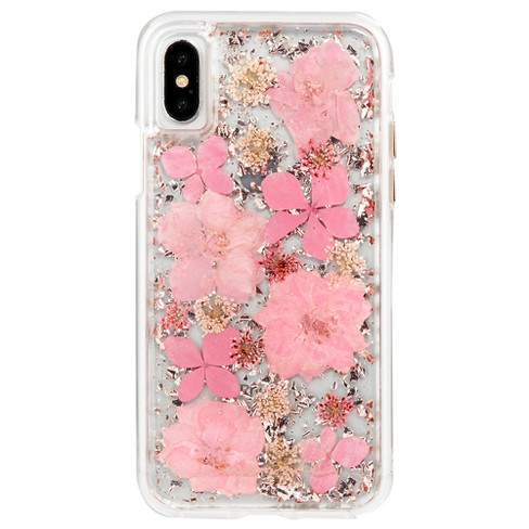 Case-Mate iPhone X Case - Karat Petals - image 1 of 3
