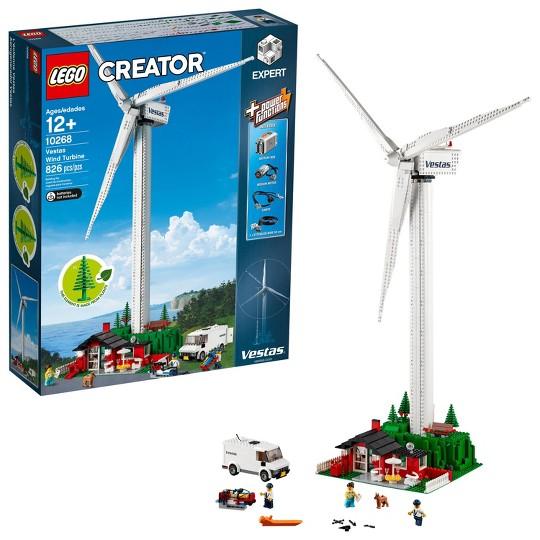 LEGO Creator Expert Vestas Wind Turbine 10268 image number null