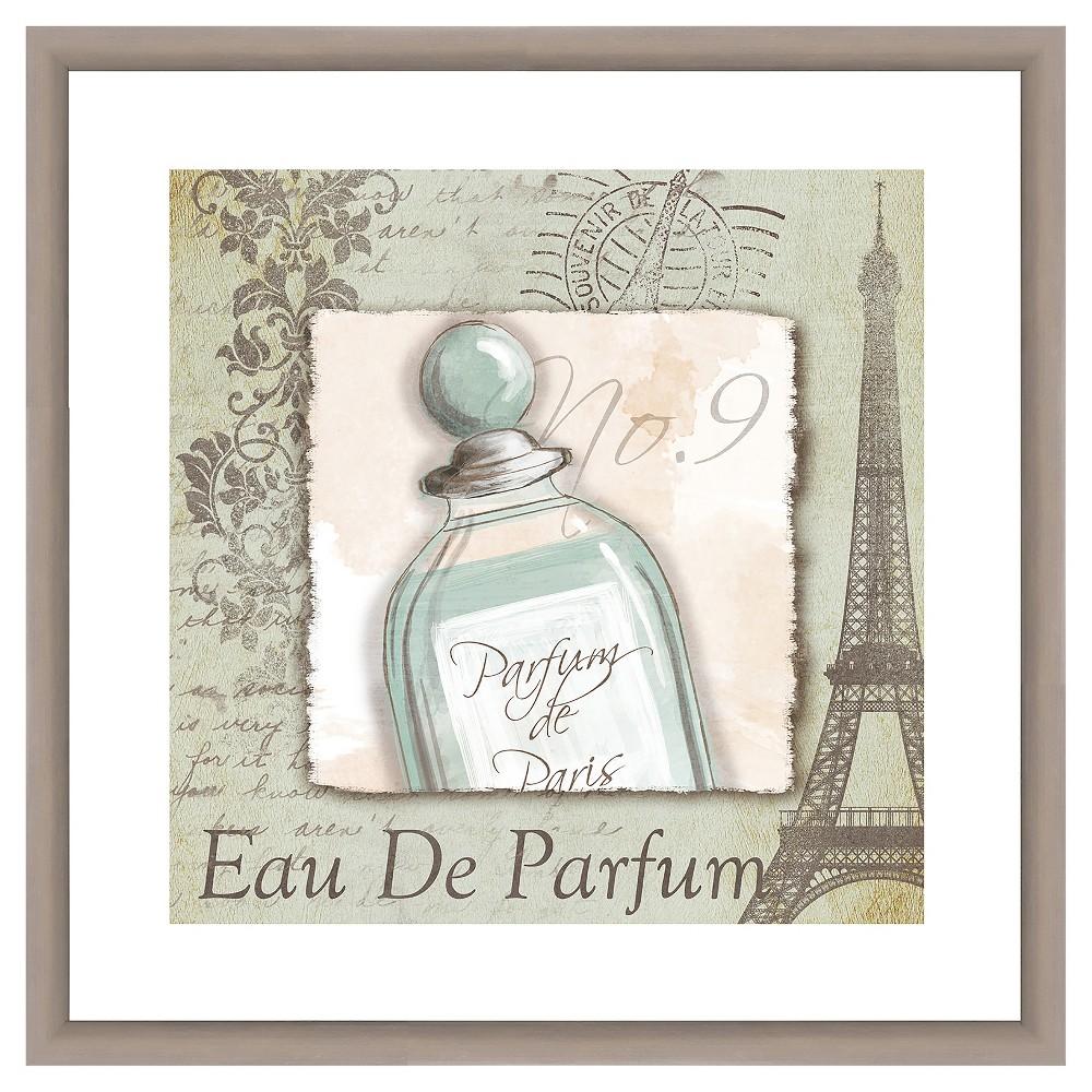 Eau De Parfum 18X18 Wall Art