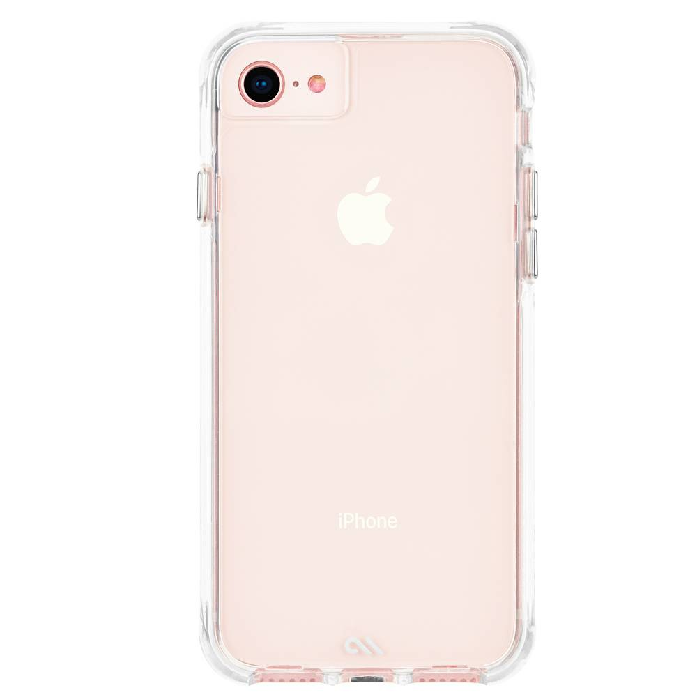 Case-Mate Apple iPhone 8/7/6s/6 Tough Case - Clear