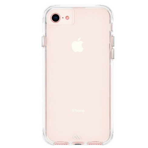 Case-Mate Apple iPhone 8/7/6s/6 Tough Case - Clear - image 1 of 5