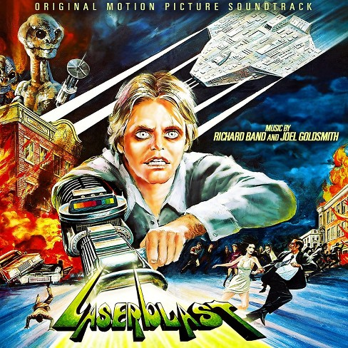 Various - Laserblast (Ost) (CD) - image 1 of 1