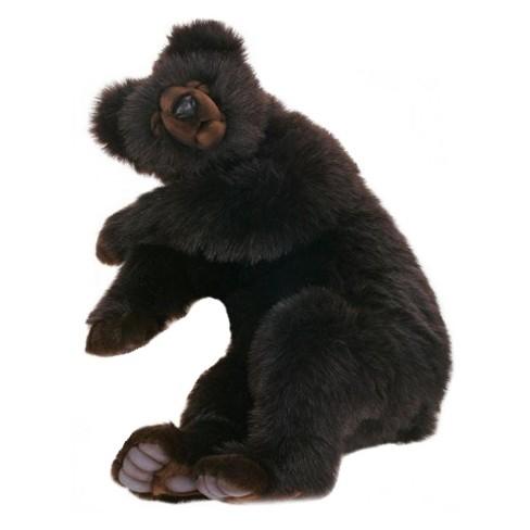 Hansa Snuggles The Bear Plush Toy Target